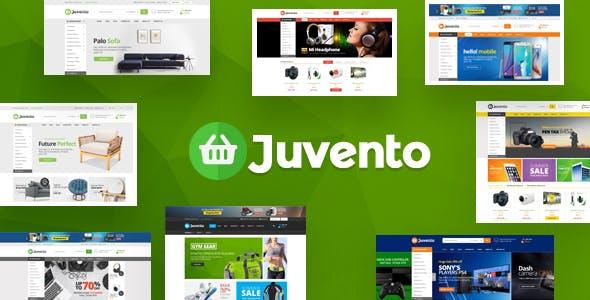 Juvento - Electronics, Furniture, Sports Store Shopify Theme