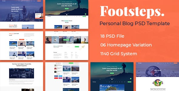 1920 Website Templates from ThemeForest