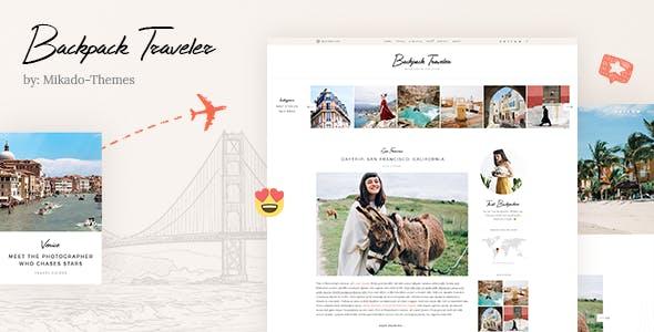 Backpack Traveler - Modern Travel Blog