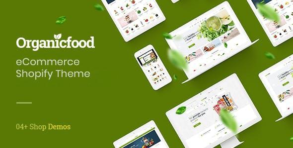 Organic food Shopify Theme - Organicfood - Health & Beauty Shopify