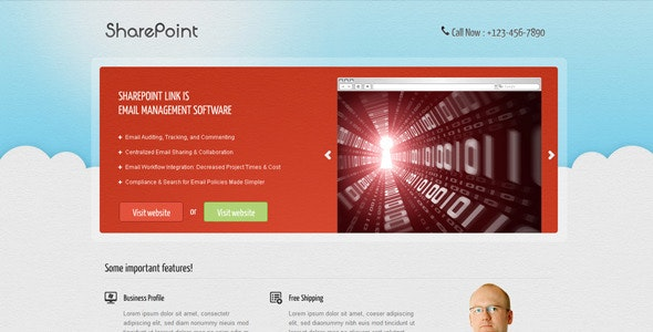 SharePoint– Landing page - Landing Pages Marketing
