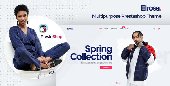 Alrosa Responsive Prestashop 1.7 Theme - Fashion PrestaShop