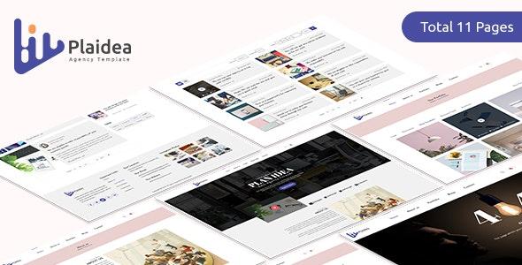 Plaidea - Corporate/Agency HTML Template - Site Templates