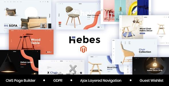 Hebes - Multipurpose Magento 2 Theme by ArrowHiTech | ThemeForest