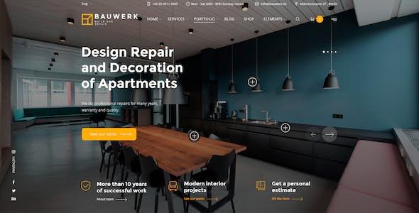 Interior Design PSD Files and Photoshop Templates