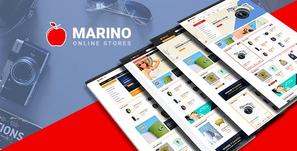 Marino - Modern Electronics Responsive PrestaShop 1.7 Theme