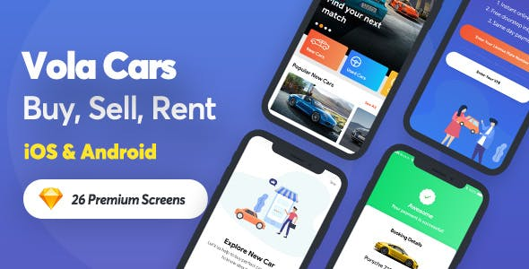 News Android App Website Templates from ThemeForest