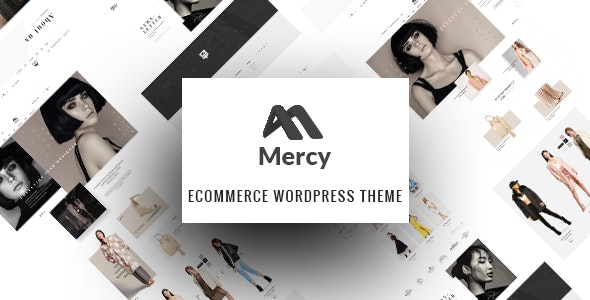 Mercy - Fashion Shop WordPress Theme - Fashion Retail