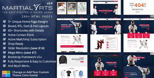 MartialArts - Karate - Health & Beauty Retail