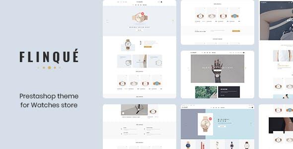 Leo Flinque - Prestashop Theme for Fashion & Accessories Store