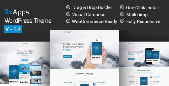 Bootstrap Marketing Wordpress Themes From Themeforest