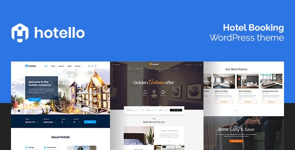 Hotel WP Theme - Travel Retail