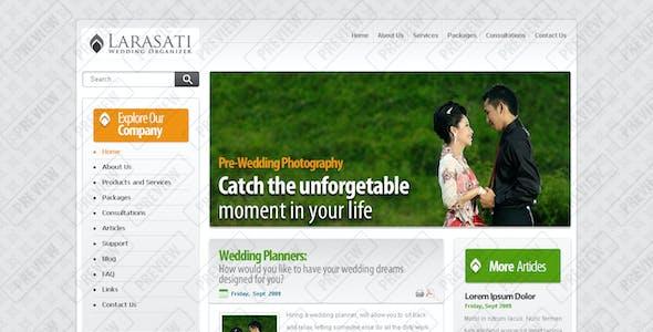 Larasati Wedding