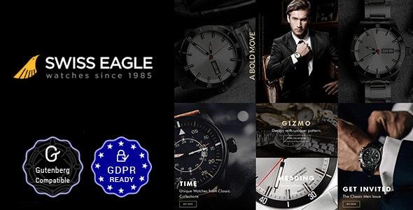 Swiss Eagle - WooCommerce WordPress - Retail WordPress