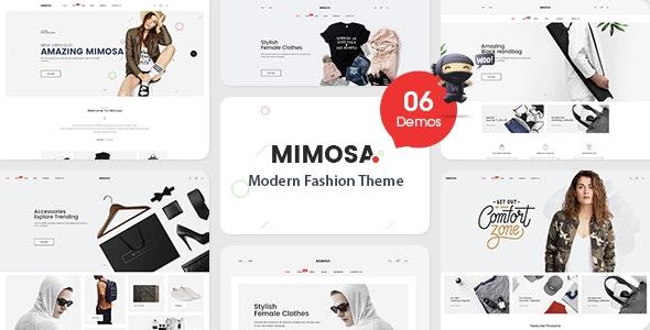 VG Mimosa - Modern Fashion WooCommerce WordPress Theme - WooCommerce eCommerce