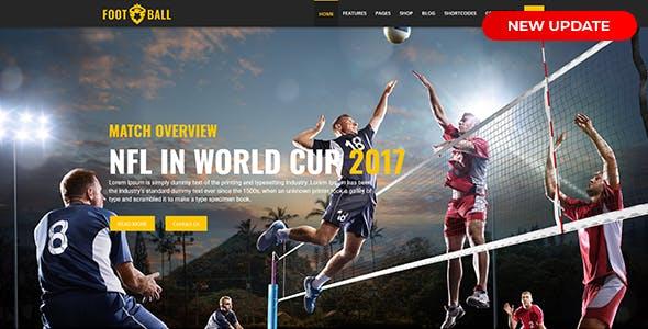 SportsZone: Sports Club, New & Game Magazine Mobile Responsive Bootstrap HTML Template