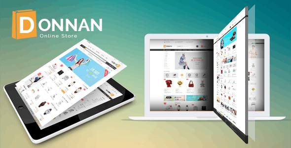 VG Donnan - Multipurpose Responsive WooCommerce Theme - WooCommerce eCommerce