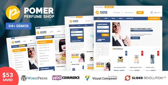 VG Pomer - Perfume Store WooCommerce WordPress Theme - WooCommerce eCommerce