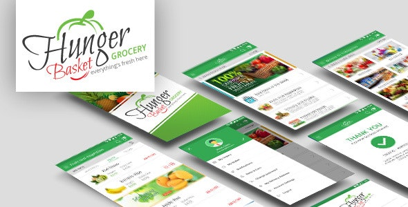 Hunger Basket Grocery - Food Retail