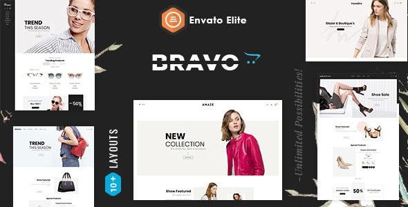 Bravo - Opencart Multi-Purpose Responsive Theme - Fashion OpenCart