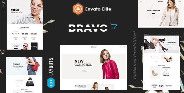 Bravo - Opencart Multi-Purpose Responsive Theme - Fashion OpenCart