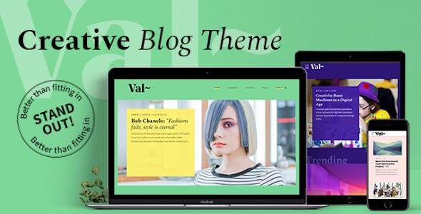 Val – Creative Blog
