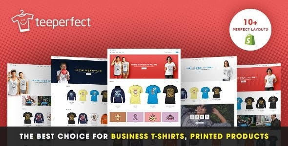quite nice favorable price new images of TeePerfect - The best choice for business T-shirts, Printed ...