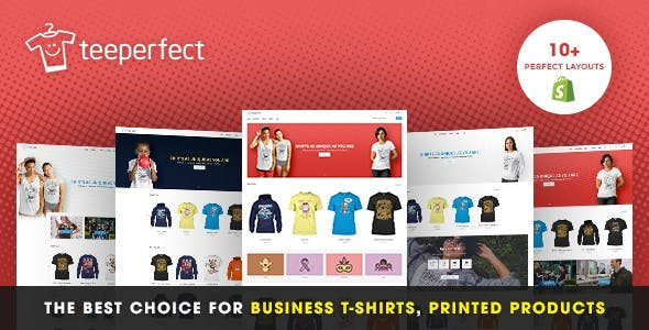 Drop Shipping Shopify Themes From Themeforest