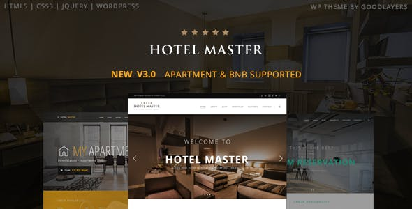df0a3fcc7426f9 Hotel WordPress Theme For Hotel Booking