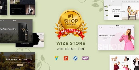 WizeStore - Multipurpose WooCommerce Shop - WooCommerce eCommerce
