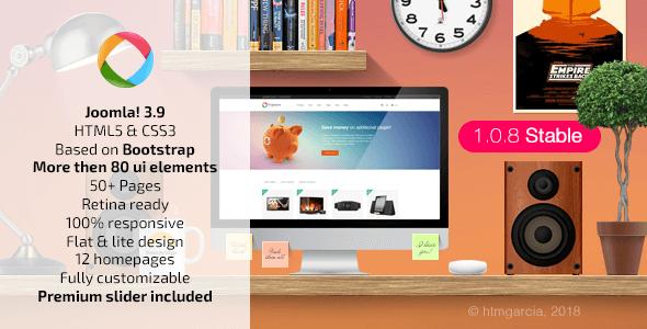 Progressive :: Multipurpose Joomla Template - Corporate Joomla