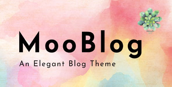 MooBlog -  Arabic Style Theme