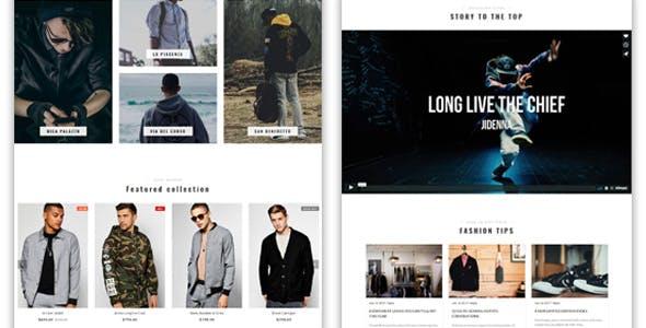 Gemini - Responsive Shopify Fashion Theme