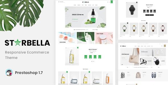 StarBella - Responsive Prestashop 1.7 Theme - Health & Beauty PrestaShop