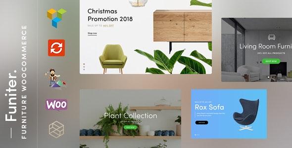 Funiter - Elegant furniture shop for WooCommerce - WooCommerce eCommerce