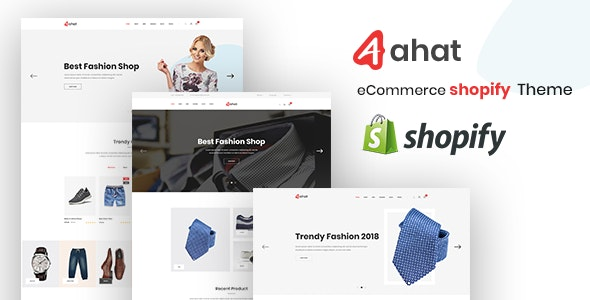 Aahat - eCommerce Shopify Theme - Shopping Shopify