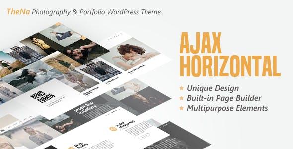 TheNa - Photography & Portfolio WordPress Theme
