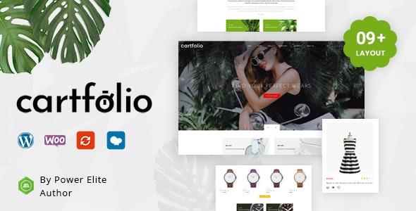 Cartfolio - Multipurpose WooCommerce Theme - WooCommerce eCommerce