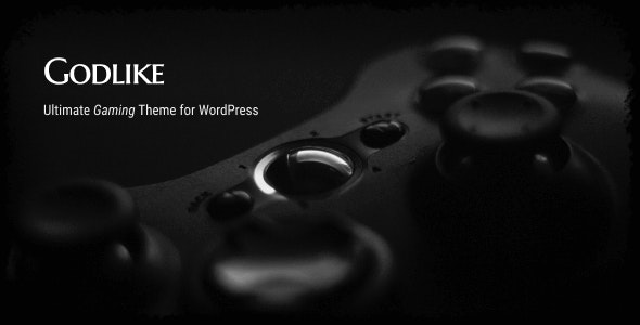 Godlike - Game Theme for WordPress - Creative WordPress