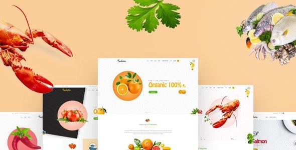 Bos Freshness - Prestashop Theme for Foods & Vegetables Shop - Health & Beauty PrestaShop