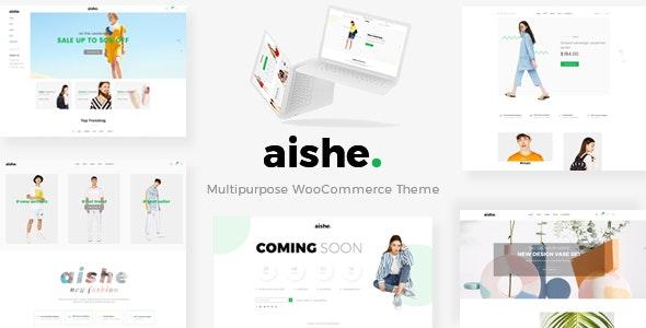 Aishe - Multipurpose WooCommerce WordPress Theme - WooCommerce eCommerce
