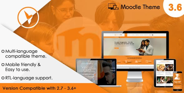 Download LearningZone - Responsive Moodle Theme
