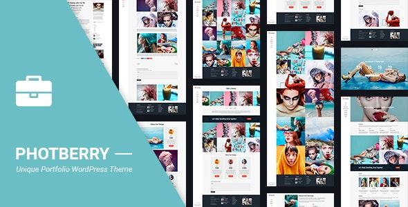 Portfolio Photberry - Portfolio Creative