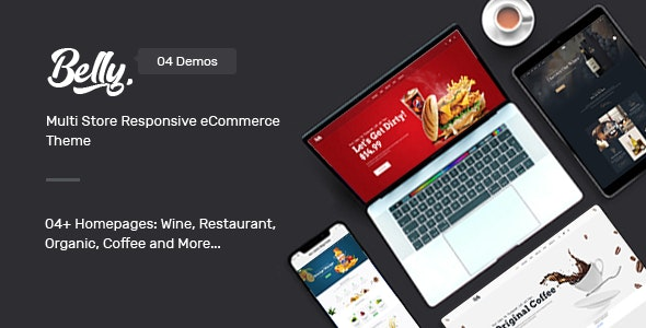 Belly - Multipurpose Theme for WooCommerce WordPress - WooCommerce eCommerce