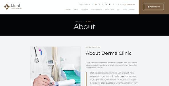 Meni | Medical PSD
