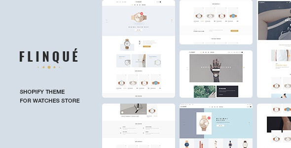 Ap Flinque Shopify Theme for Hand Watch | Accessories - Shopping Shopify