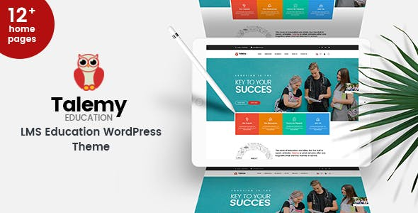 Talemy - LMS Education WordPress Theme nulled theme download