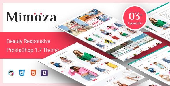 Mimoza - Multipurpose PrestaShop 1.7 Responsive Theme - Shopping PrestaShop