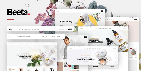 Beeta – Fashion Cosmetics Beauty Shopify Theme - Shopping Shopify