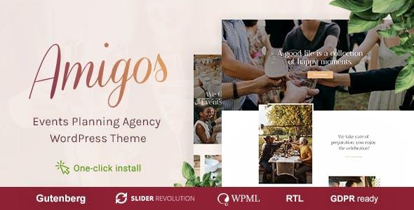 Amigos - Party & Celebration Event Agency